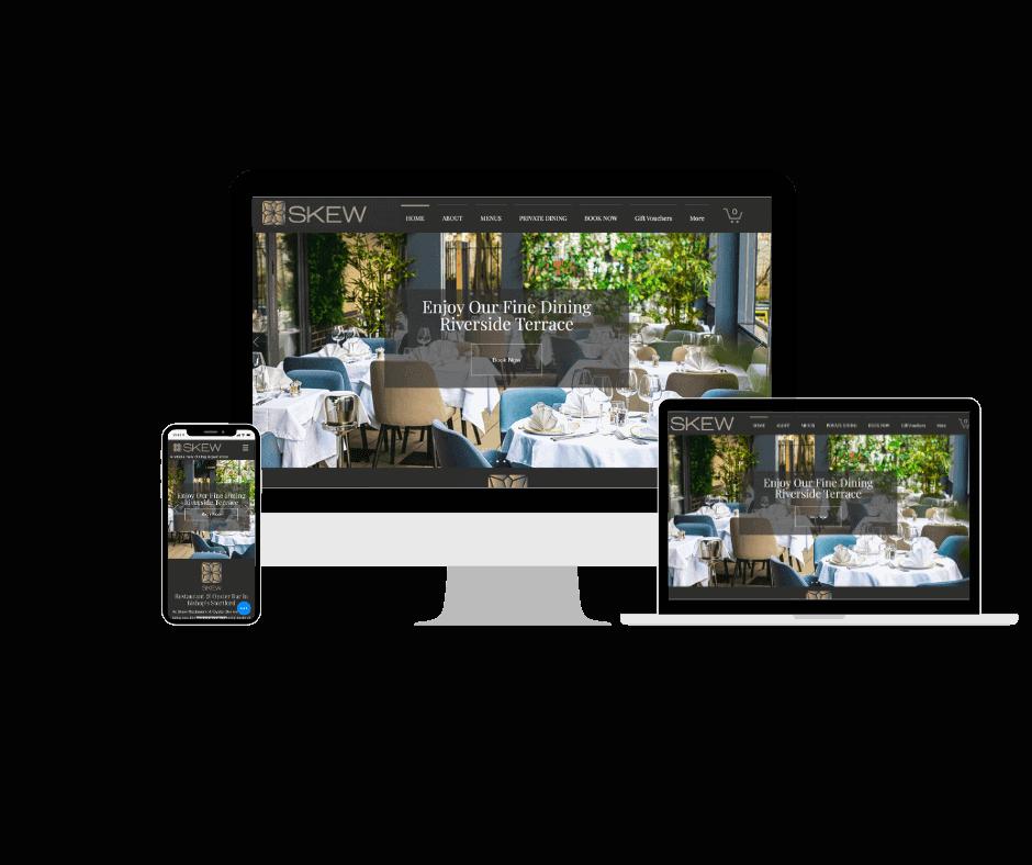 Business Website Design & Development Socialise Digital
